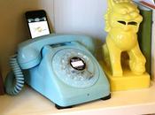 Dock Vintage pour iPhone, faire même acheter...