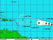 Après ERNESTO voici plein milieu l'atlantique 13,8 27,8 (Guadeloupe 16,1 61,0