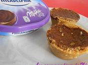 Mini cheesecakes Phildelphia Milka