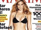 Refaeli enlève bikini pour Maxim septembre