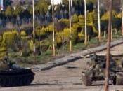 guerre civile Syrie dans puzzle moyen-oriental