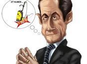 Syrie Sarkozy Alep avec kalachnikov psychiatrie Sainte-Anne