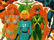Fabulous Females Marvel Comics