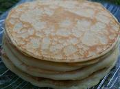 Pancakes purée d'amande