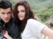 Kristen Stewart Taylor Lautner from 2009