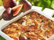 Clafoutis figues {recette inside}