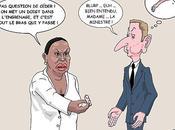 doigt pour Christiane Taubira