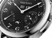 Pequignet sauvé deux riches amateurs d'horlogerie