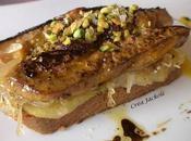 Foie gras poêlé pommes choucroute cannelle