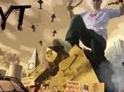 présente nouvel album, Revolution Time