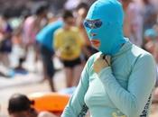 BOUH face-kini fait fureur plages Chine