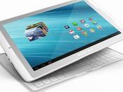 Archos dévoile nouvelle tablette tactile sous Android, l'Archos 101XS accompagnée d'un Coverboard, toutes photos vidéo