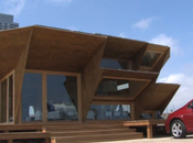 maison modulaire solaire préfabriquée impression