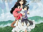 [Concours] Enfants Loups Ame& Yuki Mamoru Hosoda: photographiez affiches pour gagner cadeaux