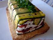 Terrine fromage frais légumes d'été, défi Dey/My