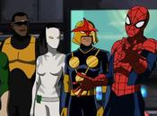 rentrée Marvel: Marvel's Avengers Ultimate Spiderman Disney