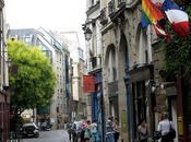 Marais: quartier Paris