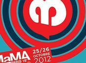 MaMA Event édition 2012 c'est parti #Programmation #Festival