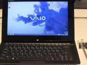 2012 VAIO ordinateur Ultraportable hybride PC/tablette sous Windows