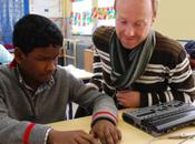 L'ONA présente rentrée scolaire comme autres. pour enfants aveugles malvoyants