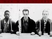 John Lurie with sticks