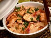 Cassolette saumon thaie