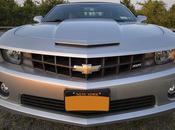 Chevrolet Camaro cabriolet
