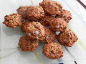 Cookies farine complète, noisette, avoine mini-smarties