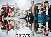 Grey's Anatomy saison l'année romance