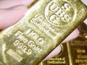 Russie rachète l'or