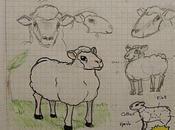 Dessin Jour, Jour Mouton