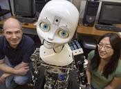 Nexi, robot utilise langage corporel