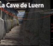 Ouverture Cave Luern l'espace muséographique dédié fouilles Corent