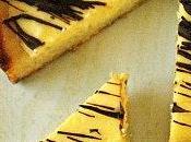 Tarte citron façon cheesecake.