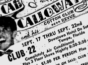 septembre 1951 Calloway Club Tampa, Floride