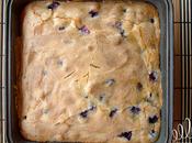 recette jour gâteau myrtilles