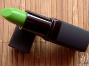 ANTHISEI Revue Part rouge lèvre vert Barry