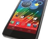 Motorola lance smartphone Razr Maxx