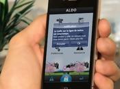 testent ALDO pour rationaliser déplacements