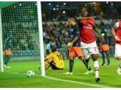 Montpellier Arsenal (Podolski, Gervinho, Belhanda)