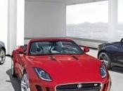 Mondial Paris 2012 Jaguar F-Type dévoilé avance