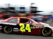 Jeff Gordon signe pôle Hampshire Motor Speedway