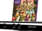 Kinect pendant semaine