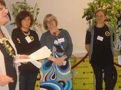 Emilie Bonno gagnante Coupe Espoir Interflora pour Bretagne