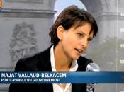 Najat Vallaud-Belkacem prostitution violence faite femmes»