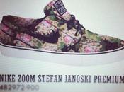 Nike Stefan Janoski Floral
