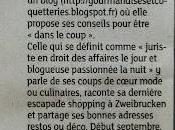 Blogueuse personal shoppeuse