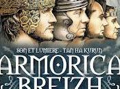 Armorica Breizh Origines Bretagne, spectacle réussi enthousiasmant