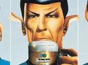 Star Trek quand Spock tisait Heineken