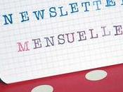Lancement newsletter mensuelle!